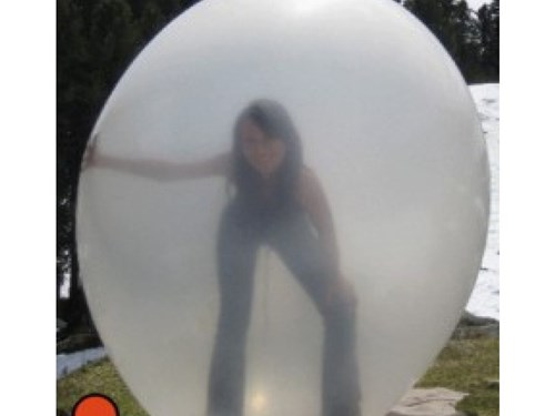 Ridiculously Big Balloons