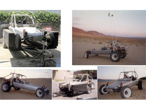 1986 VW Rail Buggy - JSC