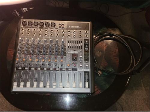 Mackie Mixer ProFX12