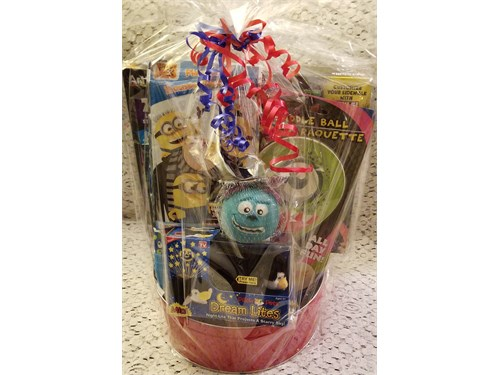 Monsters Inc. X-MAS Box