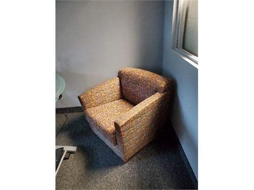 Sofa Chairs - 2 Nos.