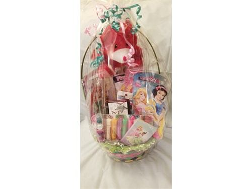 PRINCESSES X-MAS BASKET