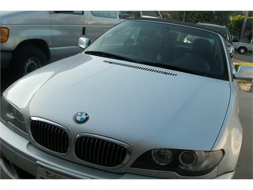 2006 BMW 330CI Convertibl