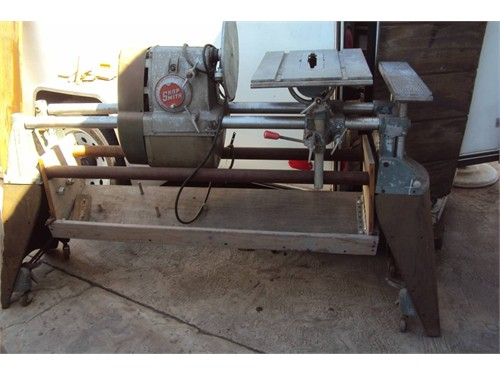 Shopsmith Mark 5 machine