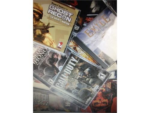 Video games cd/rom