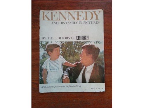 Kennedy & Family in Pics
