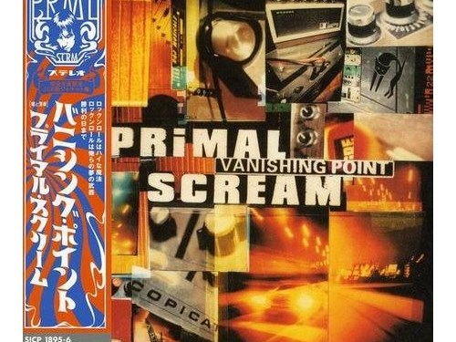 Primal Scream - Vanishing