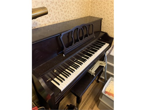 1984 Schafer&Sons Piano