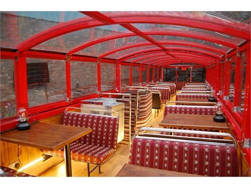 Great Restaurant/Bus