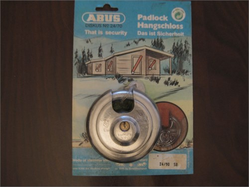 ABUS-GERMAN-LARGE 3 1/2""
