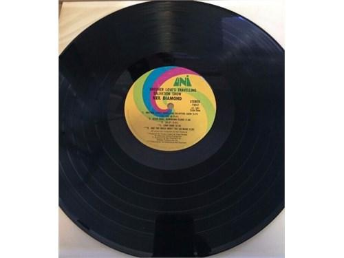 Neil Diamond Vinyl Record