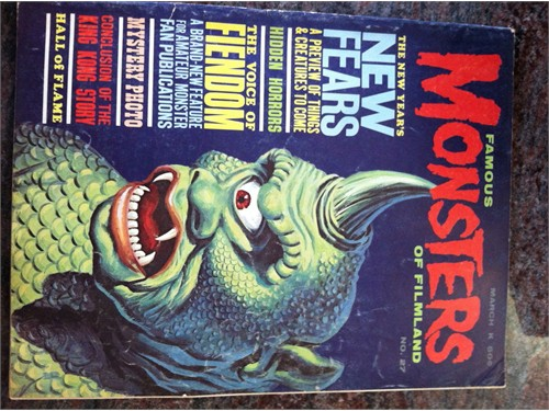 Famous Monsters Of Filmla