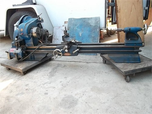 Craftsman Metal Lathe