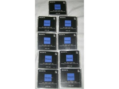 NEW Sony VFD-50 Still Vid