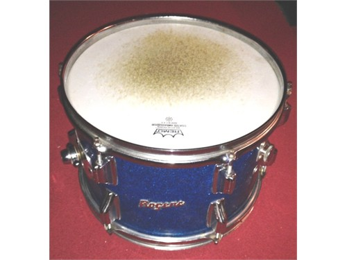 Rogers Blue Sparkle Drum
