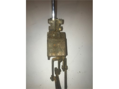Hurst shifter with stick
