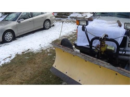 Snow Plow Or PARTS