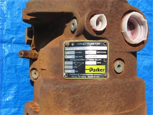 Hydraulic Pump: Parker