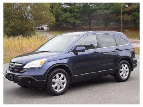 Look-2007 Honda CR-V EX-L