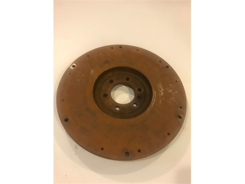 153-tooth Chevy flywheel