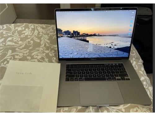 """MacBook Pro 2020 - 16"""""""