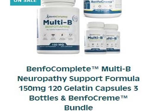 Benfotiamine for Sciatica