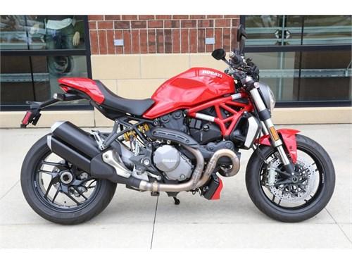 2019 Ducati Monster 1200