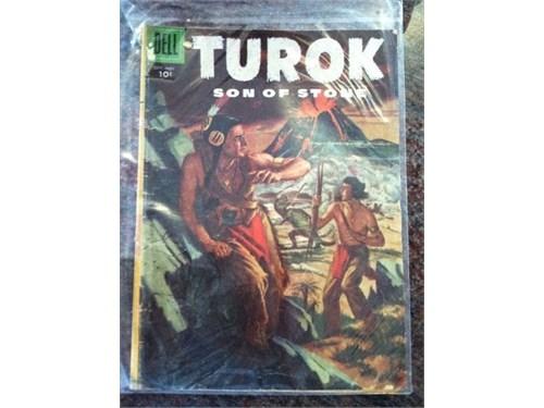Turok Son of Stone#5 1956