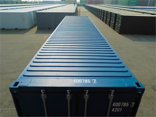 40ft DCShipping Container
