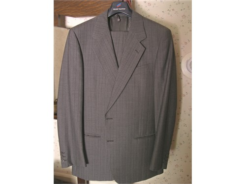 Men's Suits, Shirts, Etc.