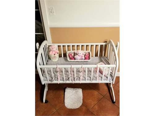 Baby Mod Futura Cradle