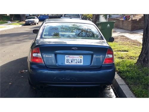 Subaru 2006 Legacy