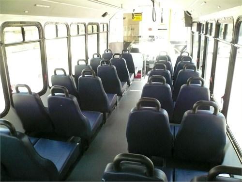 27 Passenger Shuttle Bus
