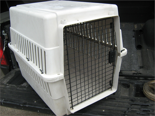 LIKE NEW pet carrier