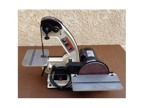 Jet Belt and Disc Sander