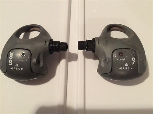 Look Clipless Pedals