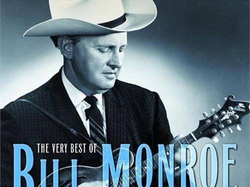 NEW Best Of Bill Monroe..