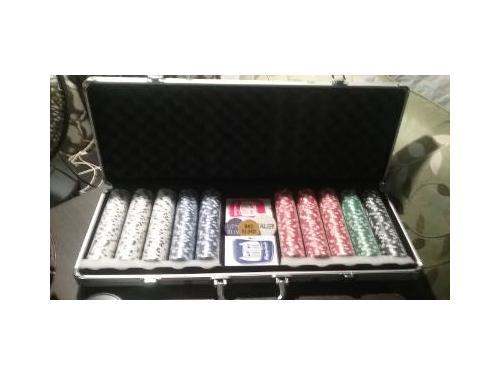 Fat Cat Poker Set