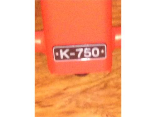 RIDGID K750 3/4X100 SNAKE
