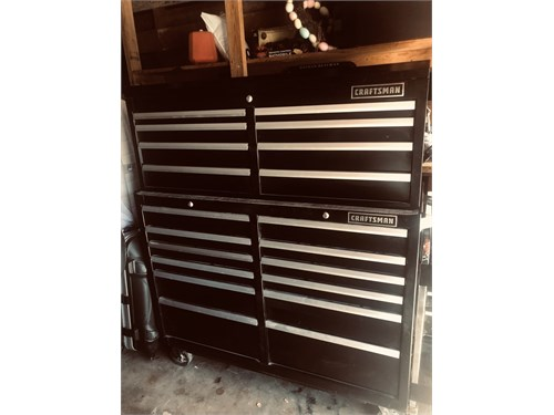 "53"" Craftsman Tool Chests"