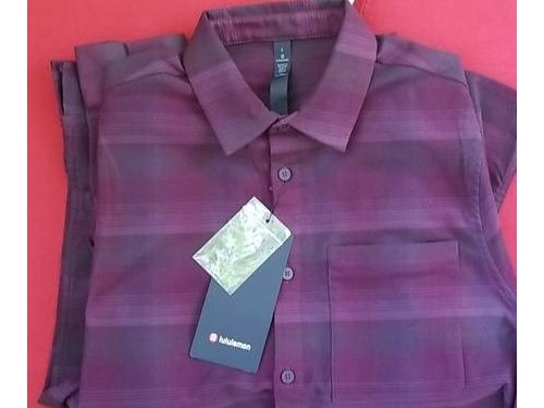 Lululemon Men's Flannel