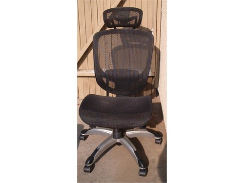 DELUXE MESH OFFICE CHAIR