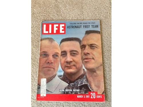 LIFE March 3, 1961 Vol 50