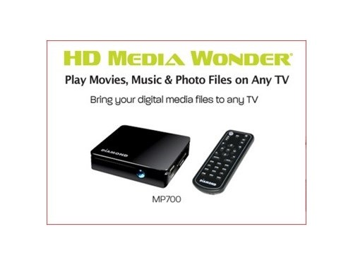 DIAMOND HD MEDIA WONDER