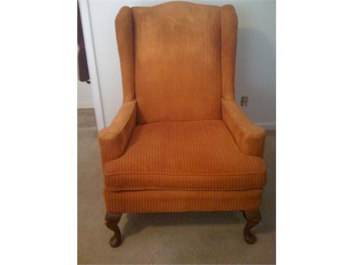 Chair - Queen Anne