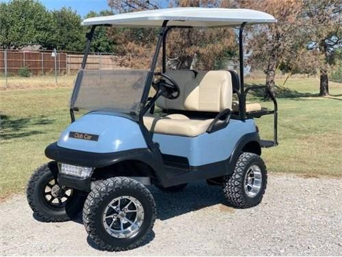 2016 Yamaha Golf Cart
