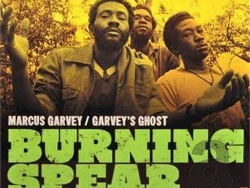 Marcus Garvey CD