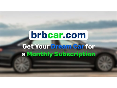 $260/Mon Car Subscription