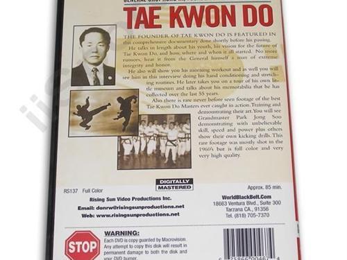 Tae Kwon Do Karate DVD