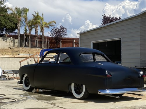 1950 Shoebox Ford Project